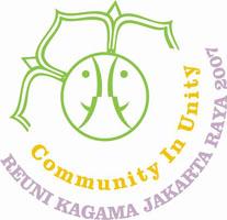 Logo Reuni UGM 2007