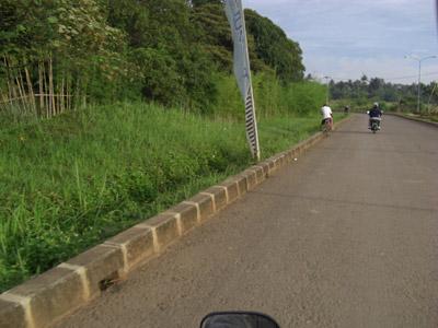 Jalan Pemda di Grand Depok City