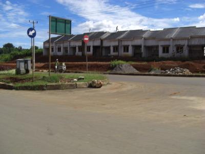Grand Depok City alias Kota Kembang